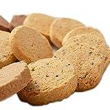ベイク・ド・ナチュレ 豆乳おからクッキー [ 5種類 詰め合わせ / 1kg ] ダイエット クッキー グルテンフリー Triple Free (個包装) [並行輸入品]