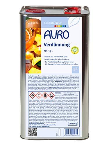 AURO Verdünnung Nr. 191 - 5,0 L