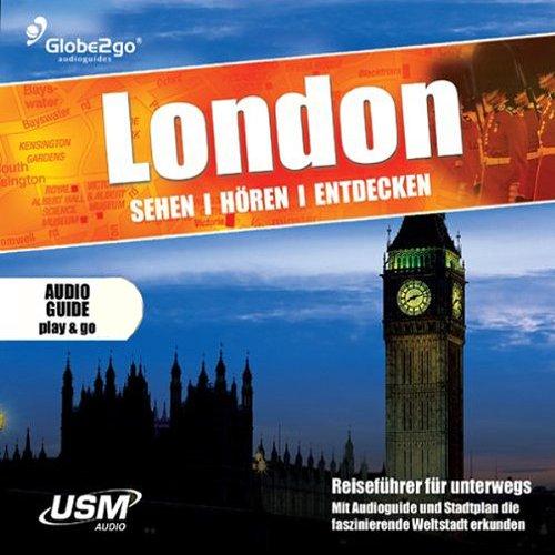London sehen, hören, entdecken Titelbild