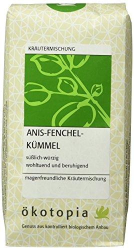 Ökotopia Anis-Fenchel-Kümmel, 1er Pack (1 x 250 g)