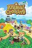 Nintendo Póster Animal Crossing: New Horizons (61cm x 91,5cm)