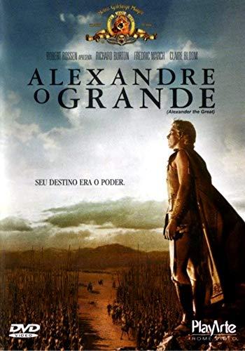 Alexandre - O Grande - Ed. MGM ( Alexander The Great ) Robert Rossen