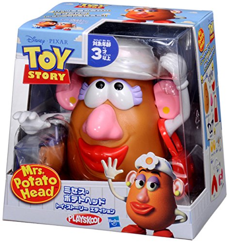 TAKARA TOMY Mrs. Potato Head Toy Story