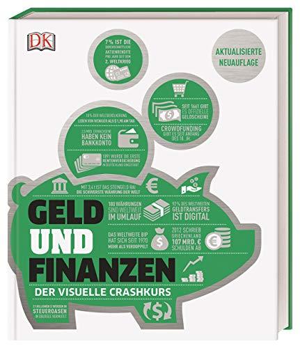 #dkinfografik. Geld und Finanzen: Überarbeitete Neuauflage