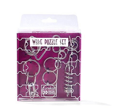 Eureka 3D 3D-Wire Puzzle, 473343