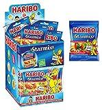 HARIBO Starmix Caramelle Morbide E Gommose Gusto Frutta 40 Gr Sfuse Irresistibili Per Adul...