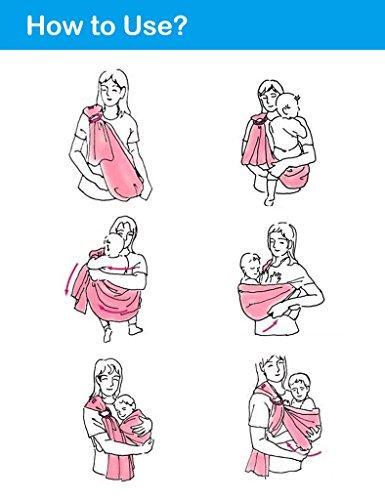 Qunce Trading Co.,Ltd Vlokup JP ベビー抱っこ紐 ベビーキャリー 赤ちゃん抱っこ紐 新生