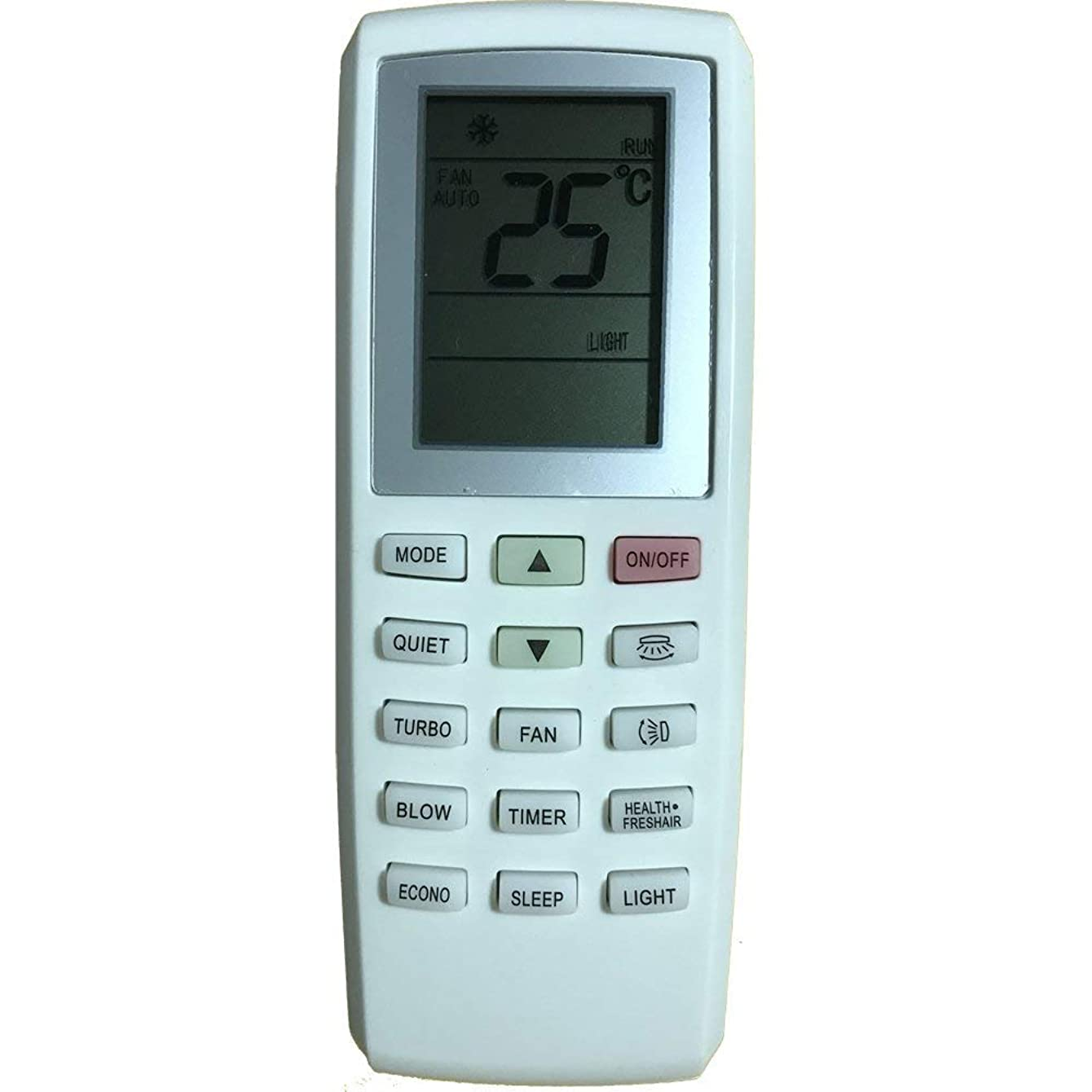 YING RAY Replacement for Lennox Air Conditioner Remote Control for Model YV1FB7