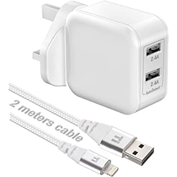 iphone 6 charger output
