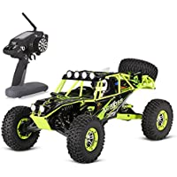 WL Toys 10428 1/10 2.4G 4WD Monster Crawler RC Car