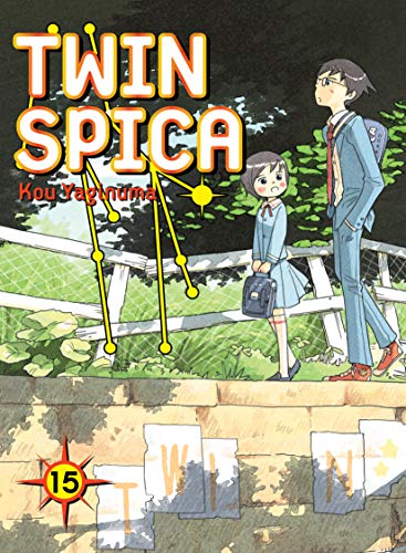 Twin Spica, Volume 15 (English Edition)