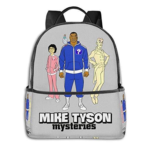 Mike Tyson Mysteries Mochila de viaje para portátil