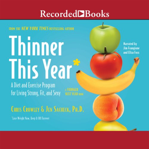 Thinner This Year audiobook cover art