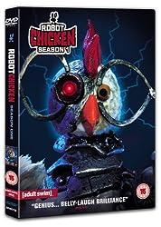 Robot Chicken on DVD