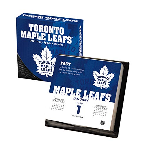 TURNER Sports Toronto Maple Leafs 2021 Box Calendar (21998051470)