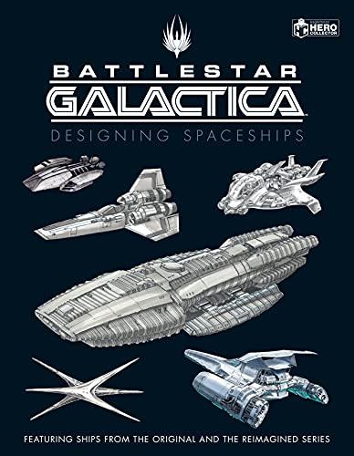 Battlestar Galactica: Designing Spaceships