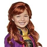 Frozen 2 Anna peluca...
