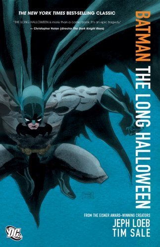 Batman: The Long Halloween by Loeb, Jeph (2011) Paperback