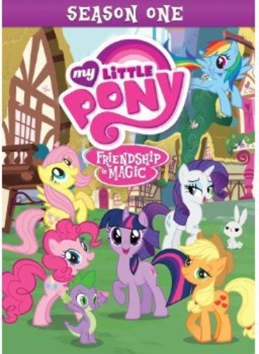 Friendship is Magic - Season 1 (4 DVDs) [RC 1]