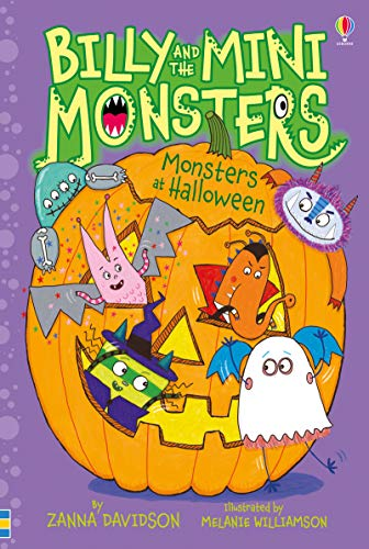 Billy and the Mini Monsters: Monsters at Halloween (Young Reading Series 2 Fiction)