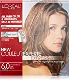 L'Oreal Paris Couleur Experte Color + Highlights in a Flash, Light Brown - Almond Rocca