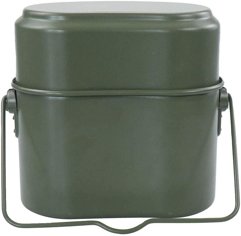Outdoor New products, world's highest quality popular! Aluminum Alloy Lunch Box Storage Picnic Branded goods Portable