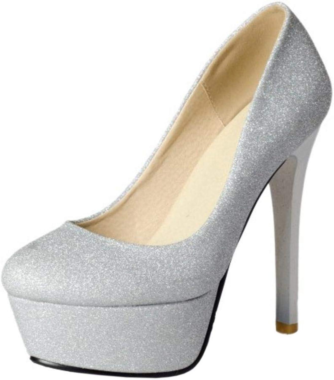 Unm Women's Party Stiletto Court shoes