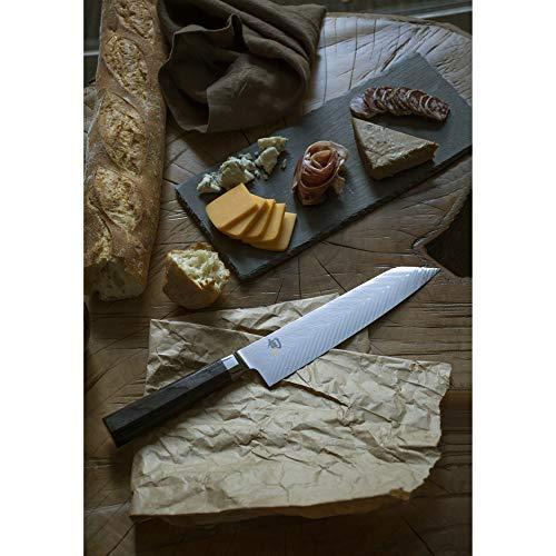 Shun Dual Core VG0017 8-Inch Kiritsuke Knife