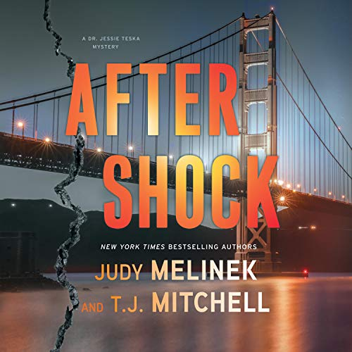 Aftershock Audiobook By T.J. Mitchell,                                                                                        Judy Melinek cover art