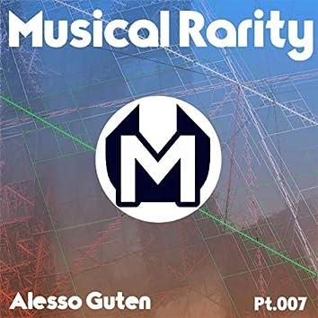 Musical Rarity, Pt. 007
