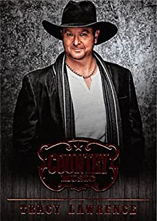 Tracy Lawrence trading card (Country Music Star) 2014 Panini #99