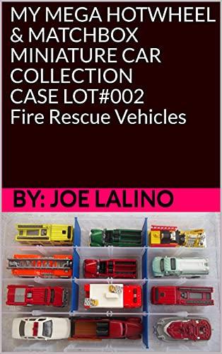 MY MEGA HOTWHEEL & MATCHBOX MINIATURE CAR COLLECTION - CASE LOT#002 (English...