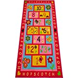 "Hopscotch Kids Rug, Extra Large 72""x39"" 