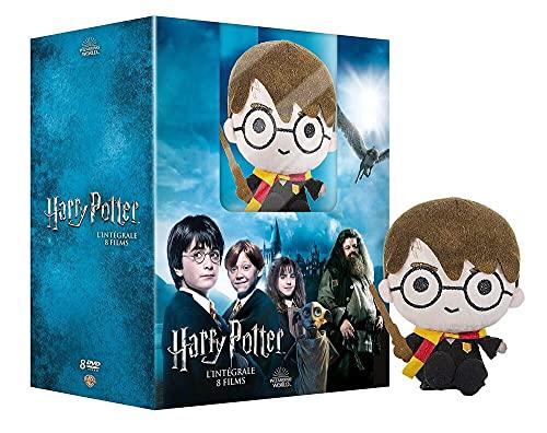 Harry Potter-L'intégrale des 8 Films [+ 1 Peluche]