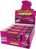 Grenade Carb Killa Barretta Proteica a Basso Contenuto di Carboidrati, Dark Chocolate Raspberry, 12 x 60 g