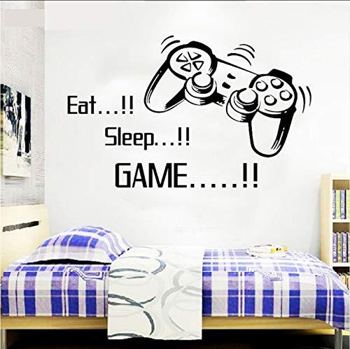 Juego Mango Pegatinas de pared para niños Habitaciones para niños Decoración para el hogar Vinilos Papel pintado decorativo en la pared Hogar Cuarto 67 * 42 cm
