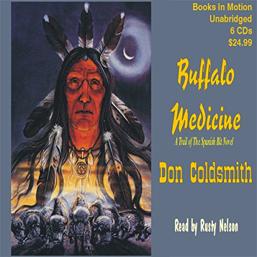 Buffalo Medicine audiobook cover art