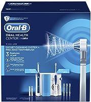 أورال-بي OC 501.535.2، نظام التنظيف أوكسي جيت + فرشاة أسنان برو 2000، (حزمة من قطعة واحدة)