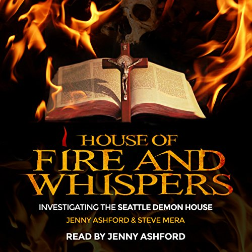 House of Fire and Whispers audiobook cover art