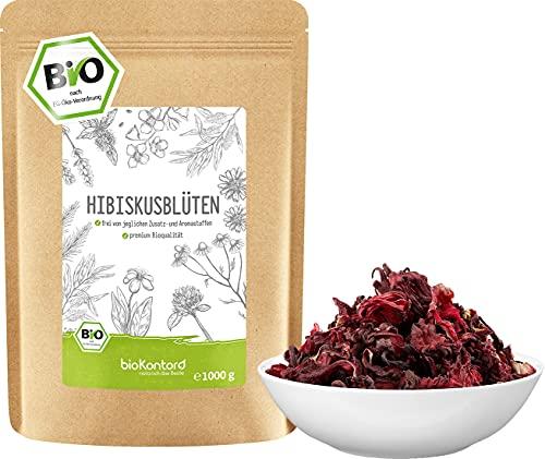 bioKontor -  Hibiskusblüten Bio