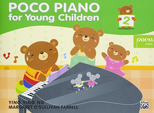 Ng, Y: Poco Piano for Young Children Book Two