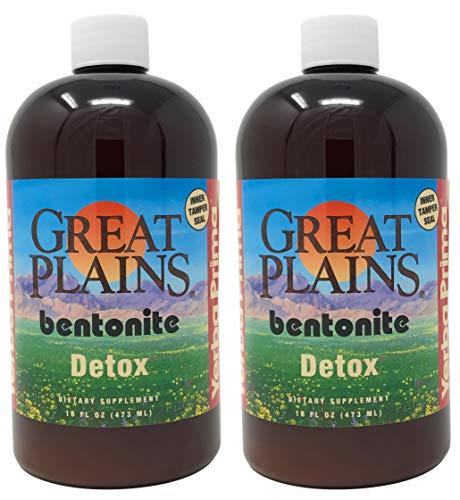 Great Plains Bentonite - 16 oz (Pack of 2)