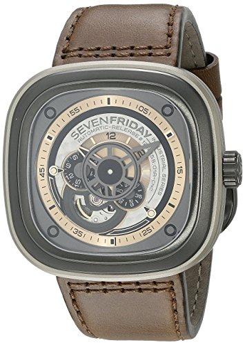 Sevenfriday Industrial Revolution Automatic Mens Watch P2-1