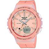 [カシオ] 腕時計 ベビージー FOR SPORTS 歩数計測 機能つき BGS-100-4AJF レディース
