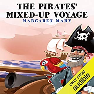 The Pirates Mixed Up Voyage audiobook cover art