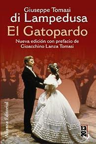El Gatopardo par Giuseppe Tomasi di Lampedusa