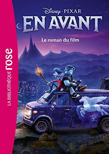 Bibliothèque Disney - En avant - Le roman du film (Films BB Rose 8-10 t. 0)