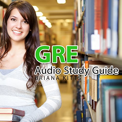GRE Audio Study Guide: Vocabulary Edition audiobook cover art
