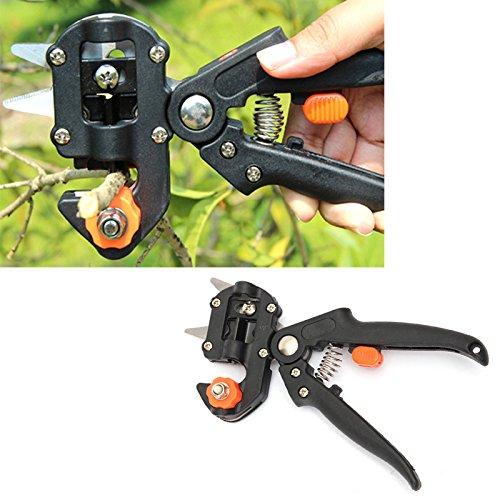 Nouveaux outils professionnels de bonsaï de fruits Greffe Ciseaux Vaccinations couteau de coupe Sécateur Sécateur outils de jardin – -m25