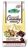 Muesli crunchy bio con amaranto y virutas de cacao, 400 g